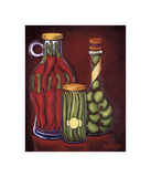 Fancy Oils III Giclee Print by Will Rafuse