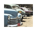 Cuban Cars III Giclee Print by C. J. Groth