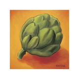 Artichoke Giclee Print by Will Rafuse