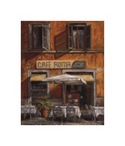 Cafe Roma Giclee Print by Malcolm Surridge
