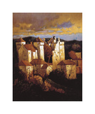 Curemont Medieval Giclee Print by Max Hayslette