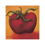 Tomate Reproduction procédé giclée par Will Rafuse