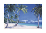 Tropical Breeze Giclee Print by Paul Kenton