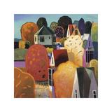 Finally Home Giclee Print by Paul Jorgensen