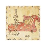 Crazy Chaise I Giclee Print by Elizabeth Jardine