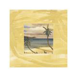 Souvenirs des îles II Impression giclée par Jeff Surret