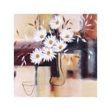 Daisy Impressions I Giclee Print by Natasha Barnes