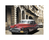 Cuban Cars I Giclee Print by C. J. Groth