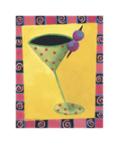 Cocktail Whimsy II Giclee Print by Kathryn Fortson