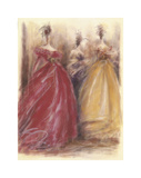 Divas I Giclee Print by Gretchen Hess