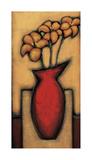 Fleurs de Soleil I Giclee Print by H Alves