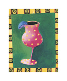 Cocktail Whimsy I Giclee Print by Kathryn Fortson