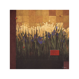 The Heavenly Art of Gardening Giclee Print by Don Li-Leger