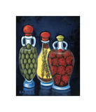 Fancy Oils I Giclee Print by Will Rafuse