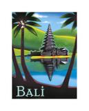 Bali Giclee Print by  Ignacio