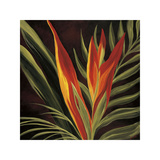 Birds of Paradise II Giclee Print by Yvette St. Amant