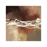 Copper Melody I Giclee Print by Laurie Maitland