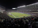 Bears Football: Soldier Field Photographic Print by Kiichiro Sato