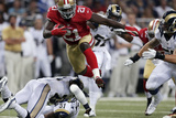 Frank Gore Photo av Charlie Riedel