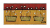 Flores du Campo Giclee Print by H Alves