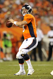 Broncos Football: Peyton Manning Photographic Print by Jack Dempsey