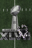 Baltimore Ravens Huddle: Super Bowl XLVII Photo by Tim Donnelly