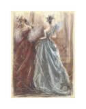 Divas II Giclee Print by Gretchen Hess