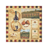 From the Wine Land I Giclee Print by Elizabeth Jardine