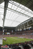 Cardinals Football: University of Phoenix Stadium Plakater av Matt York