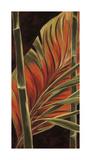 Makatea Leaves II Giclee Print by Yvette St. Amant