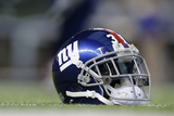 Giants Football: New York Giants Helmet Plakater av Lm Otero