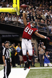 Falcons Football: Tony Gonzalez Plakat av Bill Haber