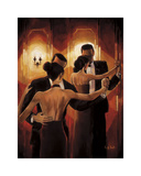 Tango Shop II Giclee Print by Trish Biddle
