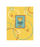 Lemon Drop Giclee Print by Michele Killman