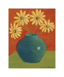 Fun Floral I Giclee Print by Heather Donovan