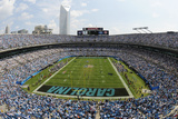 Panthers Football: Bank of America Stadium Photo by Mike McCarn