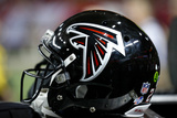 Falcons Football: Atlanta Falcons Helemt Photo by Steve Woltmann