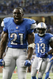 Lions Football: Reggie Bush Print by Paul Sancya