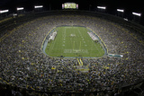 Packers Football: Lambeau Field Photo by Morry Gash