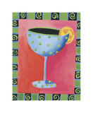 Cocktail Whimsy III Giclee Print by Kathryn Fortson