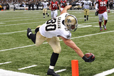 Saints Football: Jimmy Graham Plakater av Bill Feig