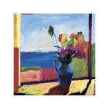 Summer Bouquet Giclee Print by Brenda K. Bredvik