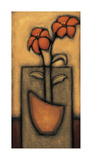 Fleurs de Soleil II Giclee Print by H Alves