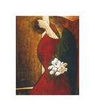 Fleur de Peau Giclee Print by Natalie Savard