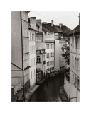 Little Canal, Prague, Czech Republic Giclee Print by Cyndi Schick