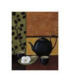 Sakura Tea I Lámina giclée por Krista Sewell