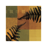 Fern Blocks I Giclee Print by Tandi Venter