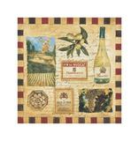 From the Wine Land II Giclee Print by Elizabeth Jardine
