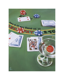 Blackjack Giclee Print by Paul Kenton