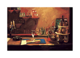 Il Vagabondo Giclee Print by Pam Ingalls